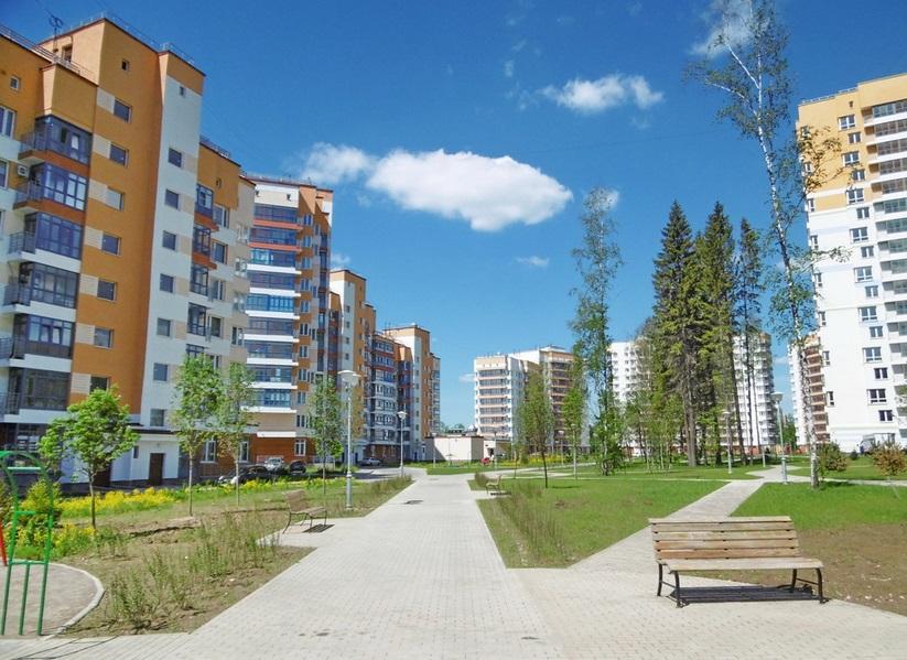 Новый зеленоград купить квартиру